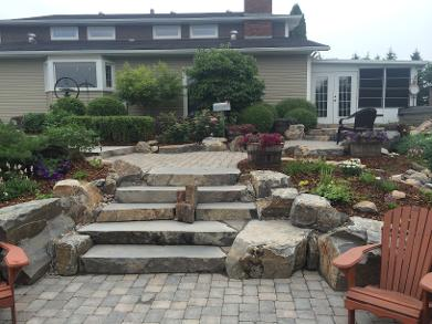 Garden Warriors Paving Stone